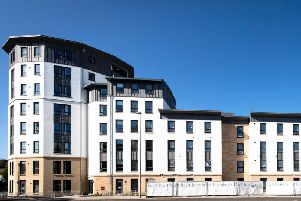 In May, the Harbour Gateway scheme at Western Harbour in Leith welcomed its final residents. Picture: Contributed