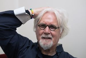 Billy Connolly says there is no such thing as Scottish humour, yet some of his best jokes could not have come from anywhere else in the world. Picture: John Devlin