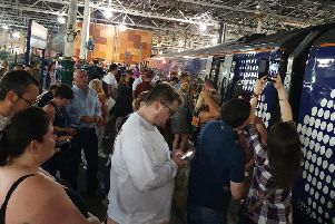ScotRail has apologised for the disruption last Saturday night