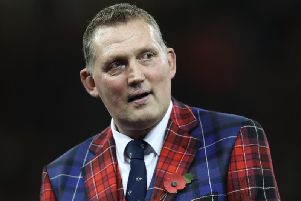 Doddie Weir speaks of looking up 'Dr Google'. picture: PA