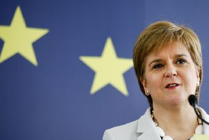 The SNP have defended themselves as the 'strongest advocate' for Scotland. Picture: File