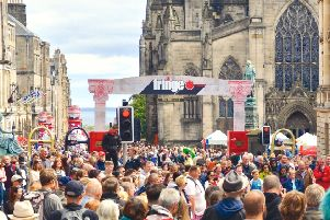 How data could ease the Edinburgh Festival crowds