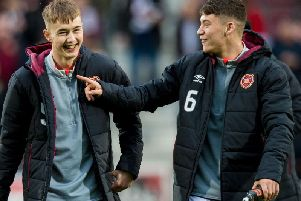 Harry Cochrane and Anthony McDonald have joined Dunfermline on loan.