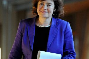 Former transport minister Sarah Boyack has been appointed as local government spokeswoman.