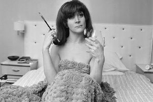 Sheila Steafel in 1968. (Picture: Potter/Daily Express/Getty Images)