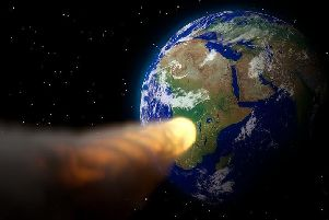 Experts from both sides of the Atlantic are to meet in Rome next week on a mission to prevent asteroids from crashing into Earth. Picture: Pixabay