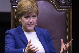 Nicola Sturgeon will seek a section 30 order from Westminster