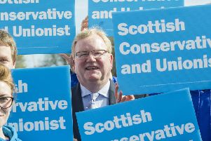 Scottish Conservative interim leader Jackson Carlaw. Picture: JPIMEDIA