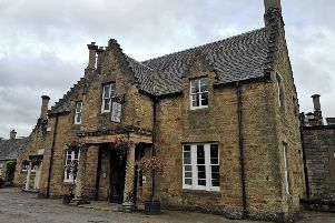 The Stair Arms, Pathhead, Midlothian Picture: JPimedia