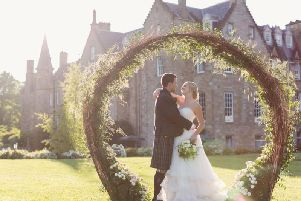 Scottish 25 year olds go to more weddings than people elsewhere in the country.