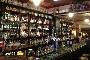 Bon Accord in Glasgow has been named the best whisky pub in the UK.