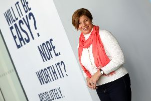 Melinda Matthews-Clarkson, chief executive of CodeClan. Picture: Contributed