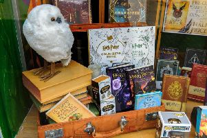 Harry Potter books have been banned from one school over fears they contain real magic.