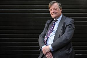 Ken Clarke gave the speech of his life as he took Boris Johnson to task over a no-deal Brexit, says Jim Duffy (Picture: Jane Barlow)