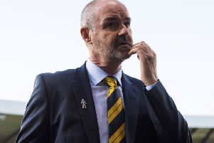 Scotland manager Steve Clarke. Picture: SNS Group