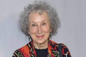 Margaret Atwood PIC: Lisa O'Connor/AP/Getty Images