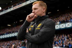 Neil Lennon will have to shuffle his pack for the match against Hamilton