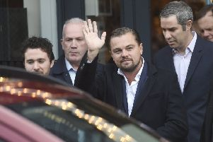Jim Duffy suspects Leonardo DiCaprio's girlfriend might 'put me right' if she reads this, but still has an issue with the relationship's age-gap (Picture: Greg Macvean)
