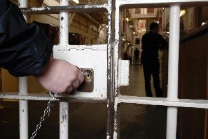 Scotland's prisons are close to breaking point, a new report finds.