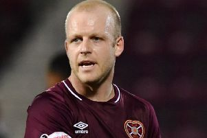Steven Naismith won't be risked against Motherwell. Picture: Paul Devlin/SNS