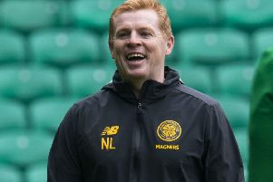 Celtic manager Neil Lennon has sympathy for Rangers counterpart Steven Gerrard. Picture: Craig Foy/SNS