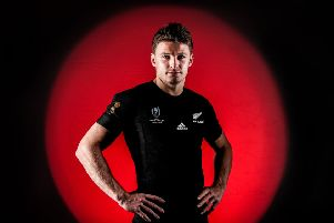 Beauden Barrett will be key for New Zealand. Picture: Hannah Peters/Getty Images