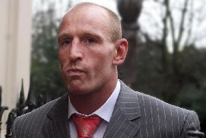 Former Welsh rugby star Gareth Thomas reveals he is HIV positive