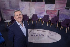 Debate Night will be on BBC Scotland at 10.30pm this Wednesday.
