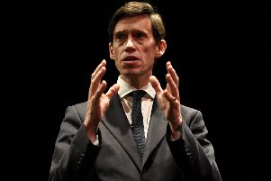 Rory Stewart OBE MP. (Photo by Leon Neal/Getty Images)