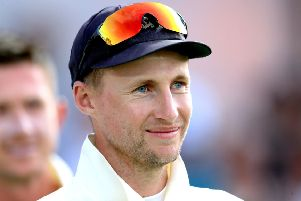 England captain Joe Root was happy to secure a 2-2 draw in the Ashes series. Picture: Mike Egerton/PA Wire