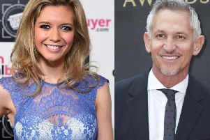 Rachel Riley and Gary Lineker are encouraging social media users to play their part in tackling online hate.