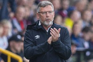 Craig Levein understands the fans' ire at Hearts. Pic: SNS