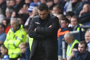 Hibs boss Paul Heckingbottom has come under increased scrutiny following a poor start to the season. Picture: Craig Foy/SNS