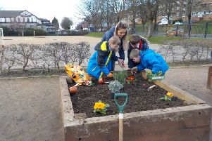 Over 3,000 young people have participated in the Mark Scott Community Projects Award, with 350 projects benefitting people in local communities