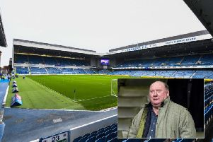 Alan Brazil has claimed there are 'big problems' at Ibrox