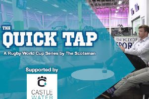 The Quick Tap - A Rugby World Cup series by The Scotsman