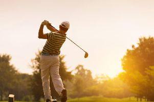 Will you be watching the golf? (Photo: Shutterstock)