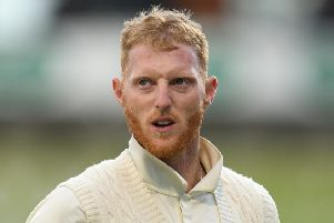 Stoking the fire: But was the Sun's story about Ben Stokes' family tragedy in the public interest?  Photograph: AFP/Getty Images