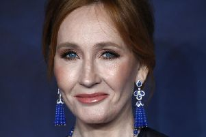 I'm very grateful to JK Rowling for helping and supporting us MS patients.