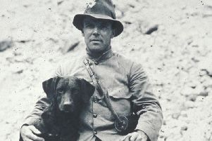 One of Scotland's greatest plant hunters, George Forrest was on his first expedition in July 1905 when he was reported dead. Picture: JPIMEDIA