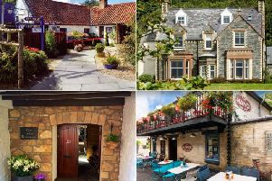 These Scottish restaurants have all been recommended by the Michelin Guide.