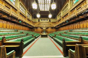 MPs have returned to the house. Picture: TSPL