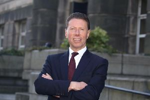 CEO of FinTech Scotland Stephen Ingledew