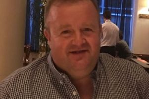 John Mackay, 49, from Edinburgh, who was killed in the blast. Picture: Contributed