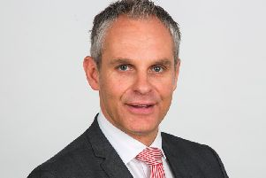 Derek Gemmell has been with the firm for 11 years. Picture: Contributed