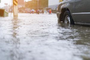 Scotland is set to see significantly wet weather conditions over the next few days, with a flood alert currently in place