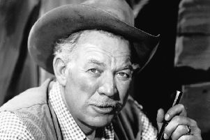 Wagon Train - starring Ward Bond - fuelled the young Steve Cardownie's imagination. Picture: Getty