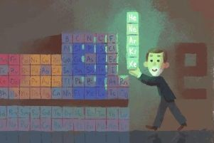 """Acclaimed as the """"greatest chemical discoverer of his time"""", his work led to the research of a hitherto unknown group of elements now known as the noble gases. Picture: Google"""