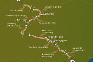 The 3 billion dualling of the A9 is due to be completed by 2025. Picture: Transport Scotland