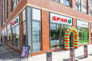 One of the latest Spar stores is located on Havannah Street, Glasgow. Picture: Contributed